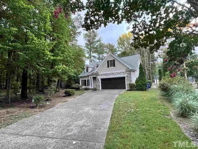 101 Cross Creek Drive, Chapel Hill, NC 27514 (#2397345) :: Marti Hampton Team brokered by eXp Realty