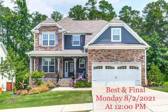 1845 Longmont Drive, Wake Forest, NC 27587 (#2397854) :: The Beth Hines Team