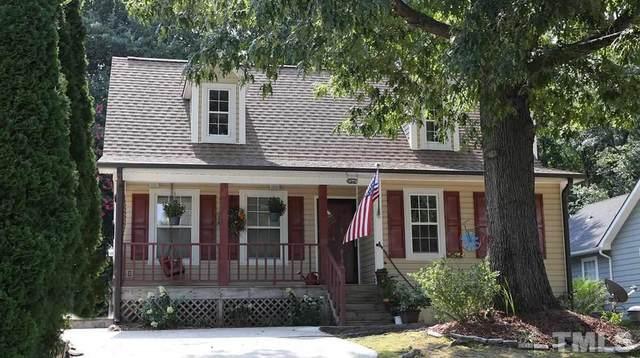 1060 Mills Street, Raleigh, NC 27608 (MLS #2398532) :: EXIT Realty Preferred