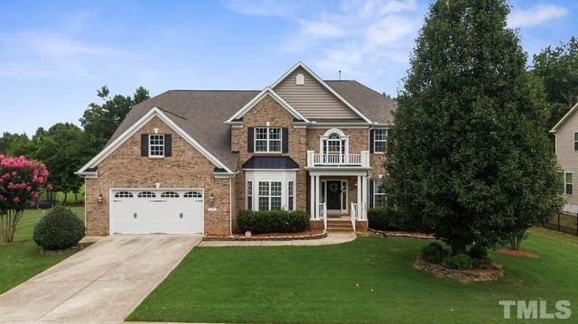 510 Clubhouse Drive, Youngsville, NC 27596 (#2399130) :: The Beth Hines Team