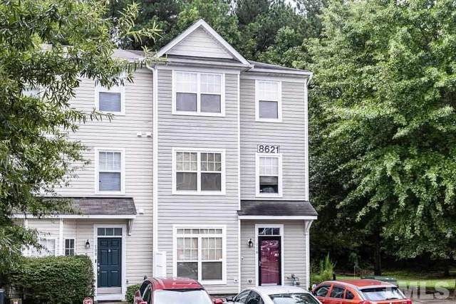 8621 Neuse Club Lane #111, Raleigh, NC 27616 (MLS #2399167) :: The Oceanaire Realty