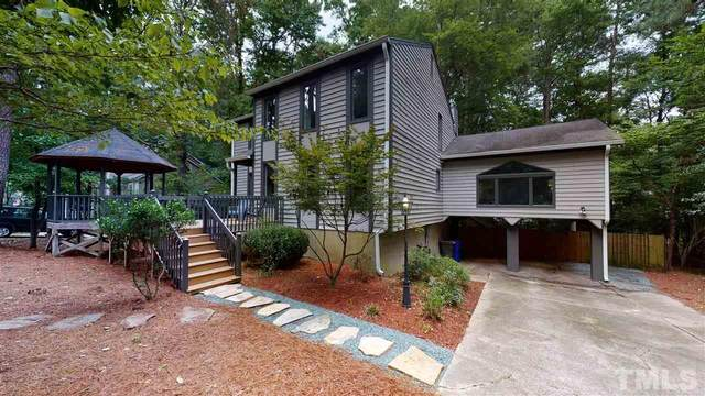 2517 Foxwood Drive, Chapel Hill, NC 27514 (#2399463) :: Marti Hampton Team brokered by eXp Realty