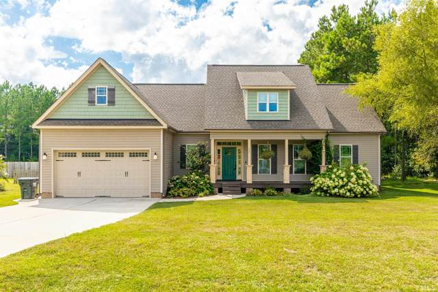 121 Brandywood Drive, Clayton, NC 27520 (#2401957) :: The Perry Group