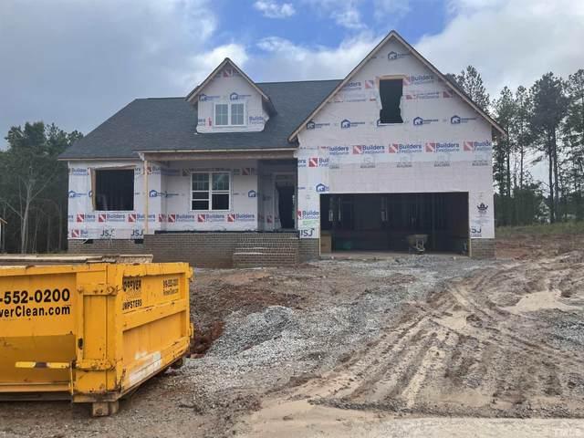 240 Northview Drive, Middlesex, NC 27557 (#2402064) :: Scott Korbin Team