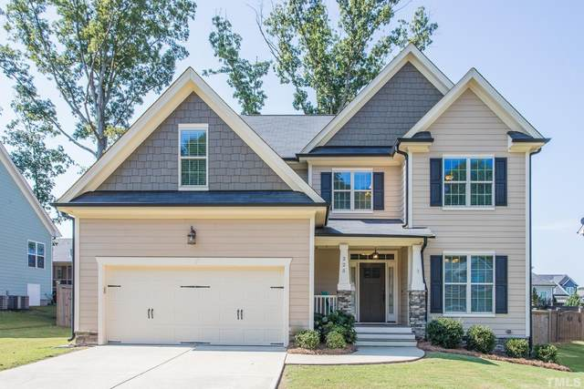 225 Paddy Lane, Youngsville, NC 27596 (MLS #2402327) :: EXIT Realty Preferred