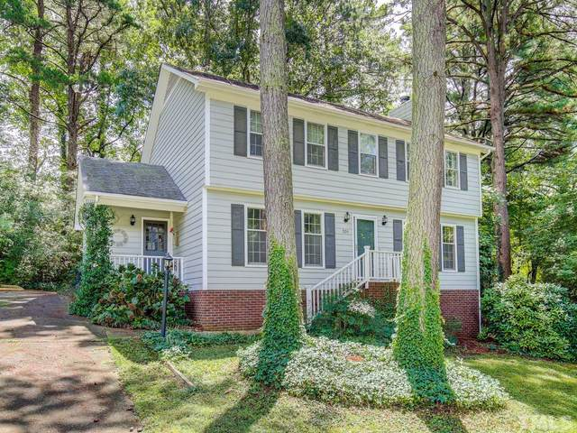 701 Valerie Drive, Raleigh, NC 27606 (#2402425) :: Marti Hampton Team brokered by eXp Realty