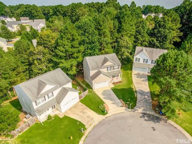 7108 Snodgrass Hill Court, Raleigh, NC 27610 (#2402488) :: Dogwood Properties