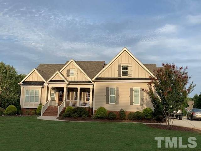 5904 Two Pines Trail, Wake Forest, NC 27587 (#2403875) :: Marti Hampton Team brokered by eXp Realty