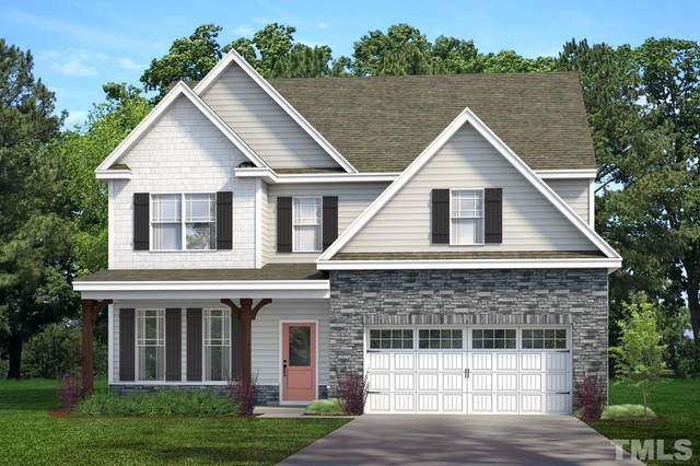 49 Back Gate Court Lot 15, Clayton, NC 27527 (#2404158) :: Marti Hampton Team brokered by eXp Realty