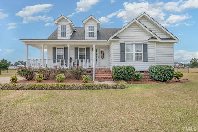 81 Millennium Court, Kenly, NC 27542 (#2404728) :: The Blackwell Group