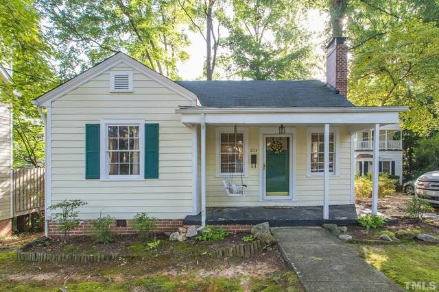 2114 Reaves Drive, Raleigh, NC 27608 (#2405228) :: Marti Hampton Team brokered by eXp Realty