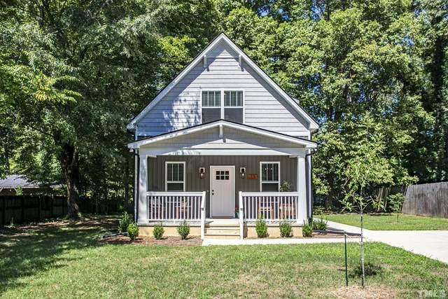 13 Hawthorne Drive, Durham, NC 27712 (#2405342) :: Choice Residential Real Estate