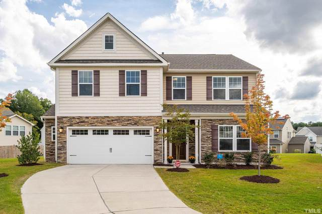 111 Hutty Lane, Morrisville, NC 27560 (#2405488) :: The Blackwell Group