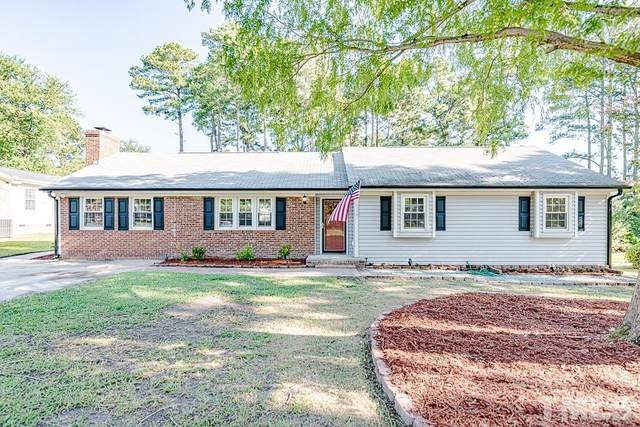 3106 Hickory Hill Drive, Sanford, NC 27330 (#2405674) :: Choice Residential Real Estate