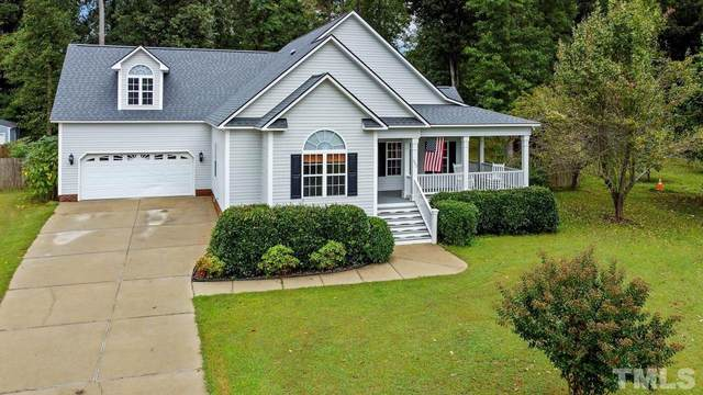 362 Cattle Farm Drive, Raleigh, NC 27603 (#2406273) :: The Tammy Register Team