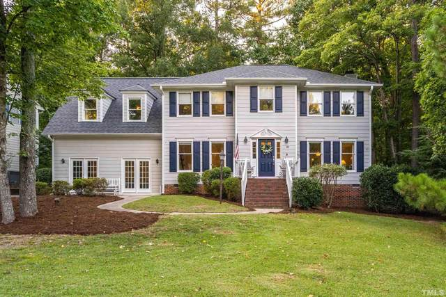 100 Heathridge Lane, Cary, NC 27513 (#2406377) :: Choice Residential Real Estate
