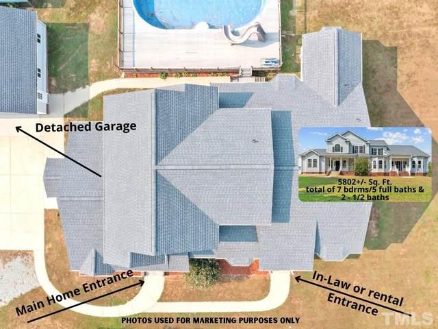 61 Spring Meadow Court, Coats, NC 27521 (#2406649) :: Steve Gunter Team
