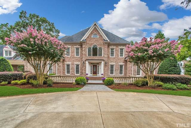 6709 Green Hollow Court, Wake Forest, NC 27587 (#2406741) :: Log Pond Realty