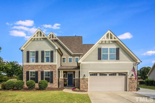 305 Country Mill Way, Fuquay Varina, NC 27526 (#2406882) :: The Blackwell Group