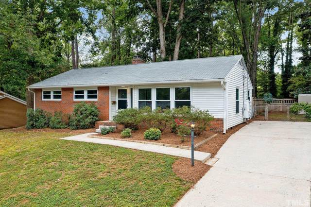 532 Barksdale Drive, Raleigh, NC 27604 (#2407554) :: Marti Hampton Team brokered by eXp Realty