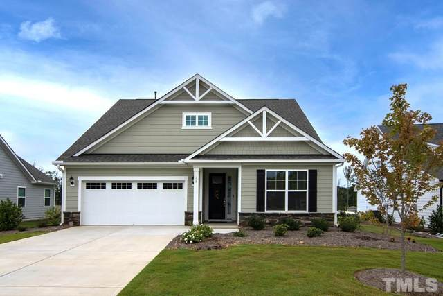 15 Stormy Bluff Court, Youngsville, NC 27596 (#2408298) :: Marti Hampton Team brokered by eXp Realty