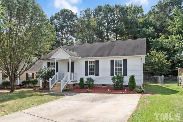 1141 Grovewood Drive, Clayton, NC 27520 (#2408717) :: The Jim Allen Group