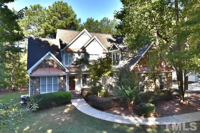 60 Hidden Cove Court, Youngsville, NC 27596 (#2409106) :: Southern Realty Group