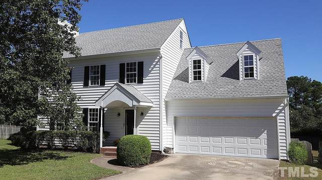 4613 Richland Pointe Drive, Raleigh, NC 27616 (#2409422) :: The Blackwell Group