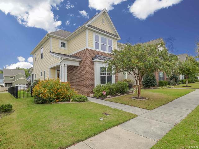 828 Wildflower Ridge Road, Wake Forest, NC 27587 (#2409647) :: Marti Hampton Team brokered by eXp Realty