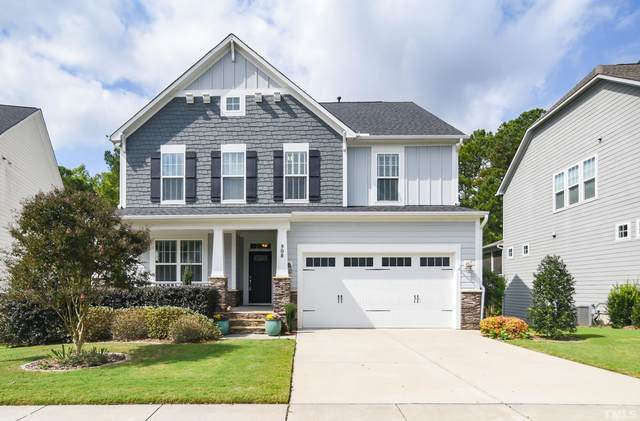 908 Woodland Grove Way, Wake Forest, NC 27587 (#2410092) :: Marti Hampton Team brokered by eXp Realty