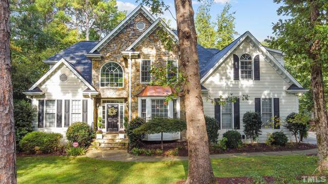 1208 Mauldin Circle, Wake Forest, NC 27587 (#2410391) :: Choice Residential Real Estate