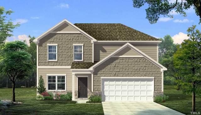 357 Avery Meadows Drive #37, Smithfield, NC 27577 (#2410561) :: The Helbert Team