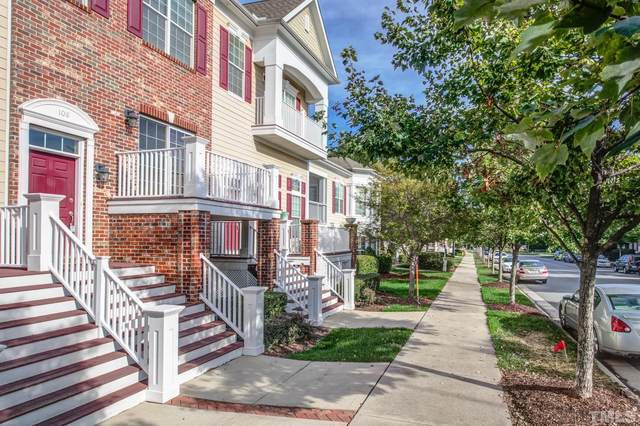 9221 Calabria Drive #108, Raleigh, NC 27617 (#2410852) :: The Tammy Register Team