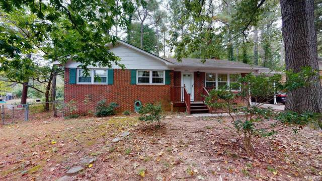 4705 Brentwood Road, Durham, NC 27713 (#2411564) :: Marti Hampton Team brokered by eXp Realty