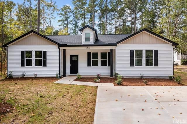558 Shawnee Drive, Louisburg, NC 27549 (#2411694) :: Raleigh Cary Realty