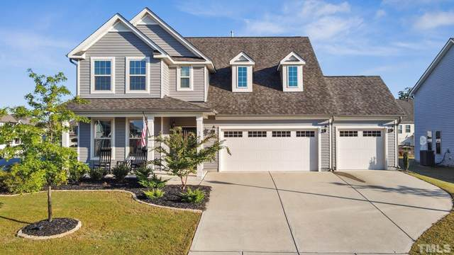 3601 Fairstone Road, Wake Forest, NC 27587 (#2412095) :: The Blackwell Group