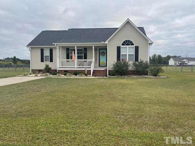 107 Millennium Court, Kenly, NC 27542 (#2412174) :: The Blackwell Group