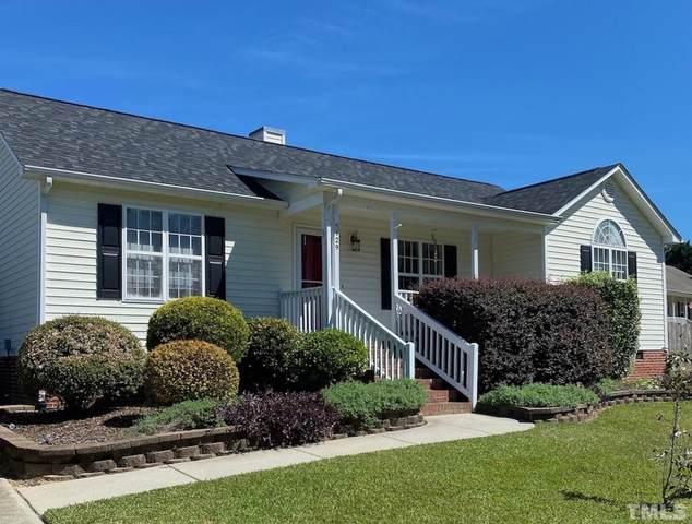 5129 Peakwood Drive, Raleigh, NC 27603 (#2412268) :: Log Pond Realty