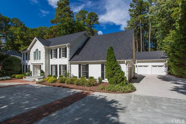 406 Glasgow Road, Cary, NC 27511 (#2412587) :: Marti Hampton Team brokered by eXp Realty