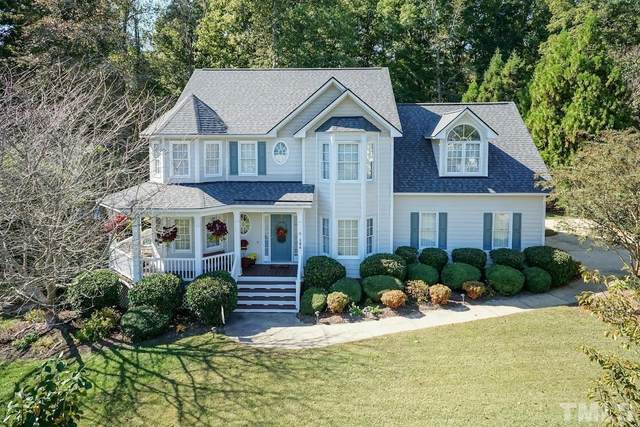 184 Leach Drive, Garner, NC 27529 (#2414859) :: Raleigh Cary Realty