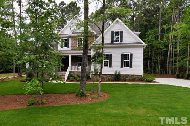 191 Harrison Pond Drive, Pittsboro, NC 27312 (#2083757) :: The Jim Allen Group