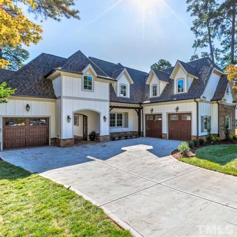 2132 Ridge Road, Raleigh, NC 27607 (#2107530) :: Rachel Kendall Team, LLC