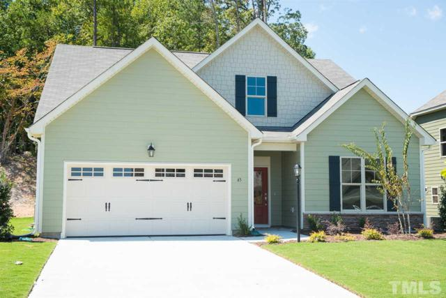 65 Herndon Creek Way #239, Chapel Hill, NC 27517 (#2112409) :: The Abshure Realty Group
