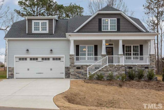 49 Timber Wolf Crossing, Garner, NC 27529 (#2122501) :: The Jim Allen Group