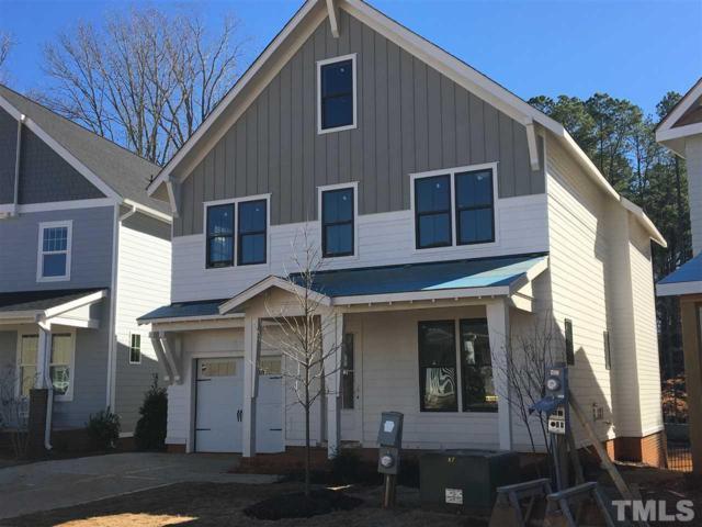 155 Larkin Lane, Chapel Hill, NC 27516 (#2126893) :: Rachel Kendall Team, LLC