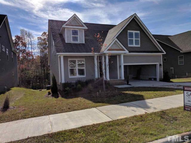 306 Rhoda Lilley Drive #40, Fuquay Varina, NC 27526 (#2140274) :: Rachel Kendall Team, LLC