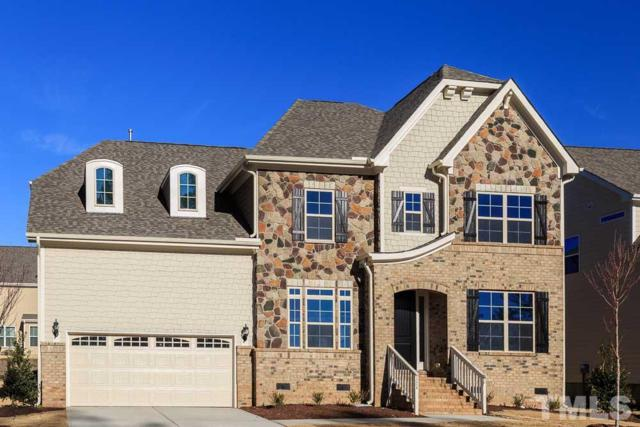 124 Pondside Drive #130, Apex, NC 27539 (#2144222) :: Raleigh Cary Realty