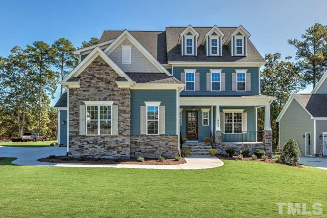 1201 Mackinaw Drive, Wake Forest, NC 27587 (#2146324) :: The Jim Allen Group