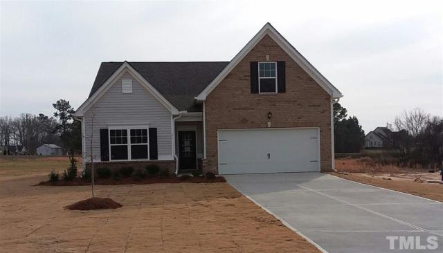 51 Highland Rhodes Drive, Clayton, NC 27520 (#2149560) :: The Jim Allen Group