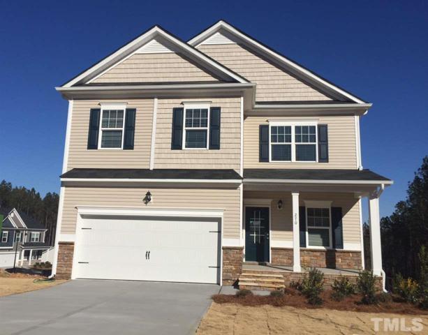 270 Cascade Knoll Drive Lot 22, Clayton, NC 27527 (#2150478) :: The Jim Allen Group